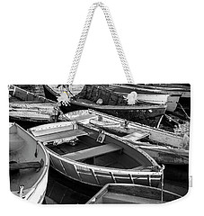 Maine Boats Weekender Tote Bag