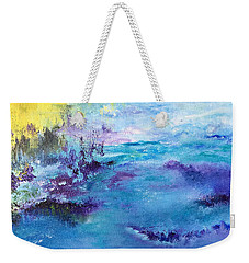 Maine Coast, First Impression Weekender Tote Bag