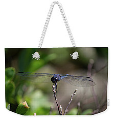 Maine Dragonfly Weekender Tote Bag