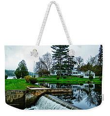 Maine House  Weekender Tote Bag