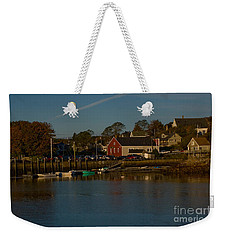 Maine- Seaports In Fall Weekender Tote Bag