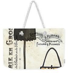 Maison De Mode 1 Weekender Tote Bag