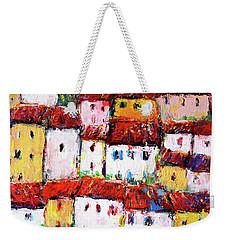 Maisons De Ville Weekender Tote Bag