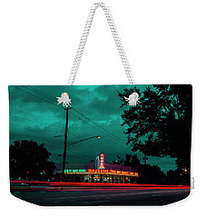 Majestic Cafe Weekender Tote Bag
