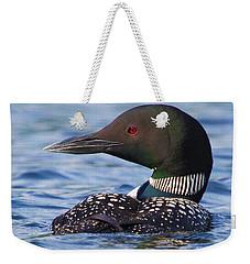Majestic Common Loon Weekender Tote Bag