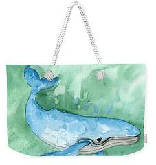 Majestic Creature Weekender Tote Bag by Darice Machel McGuire