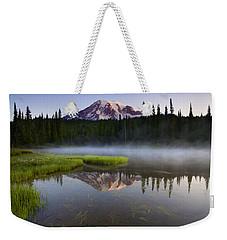 Majestic Dawn Weekender Tote Bag by Mike  Dawson