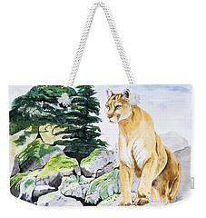 Majestic Domain Weekender Tote Bag