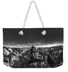 Weekender Tote Bag featuring the photograph Majestic- by JD Mims