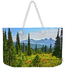 Majestic Meadows Weekender Tote Bag by Angelo Marcialis