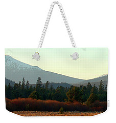 Majestic Mountains Weekender Tote Bag