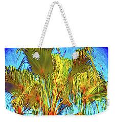 Majestic Palm Weekender Tote Bag