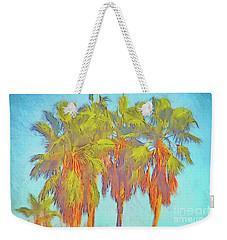 Majestic Palms Weekender Tote Bag