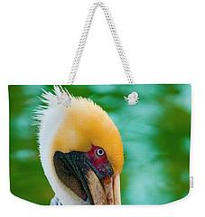 Majestic Pelican 48 Weekender Tote Bag