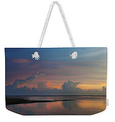 Majestic Rise Weekender Tote Bag