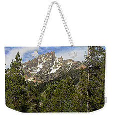 Weekender Tote Bag featuring the photograph Majestic Splendor by Dan Wells