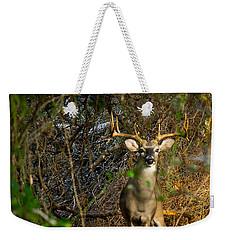 Majestic Whitetail Weekender Tote Bag