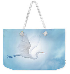 Majesty Of The Skies Weekender Tote Bag