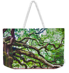 Majesty - The Angel Oak Weekender Tote Bag