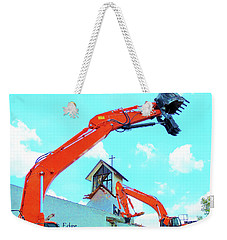 Make Way For Commerce Weekender Tote Bag