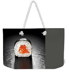 Maki Sushi Roll With Salmon Weekender Tote Bag
