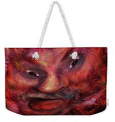 Making Faces  Weekender Tote Bag