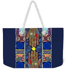 Making Magic - Take Two Weekender Tote Bag by Helena Tiainen