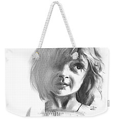 Making Marks And Coaxing Emotions 1 Weekender Tote Bag