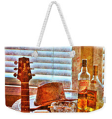 Making Music 002 Weekender Tote Bag