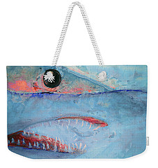 Mako Weekender Tote Bag