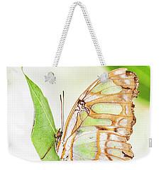 Malachite Greetings Weekender Tote Bag