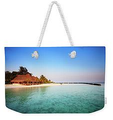 Maldives Morning Weekender Tote Bag