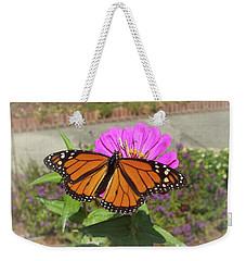 Male Monarch  Weekender Tote Bag