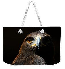 Maleficent Golden Eagle Weekender Tote Bag
