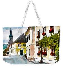 Malerische Weekender Tote Bag