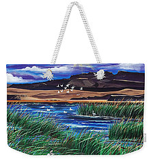 Malhuer Bird Refuge Weekender Tote Bag