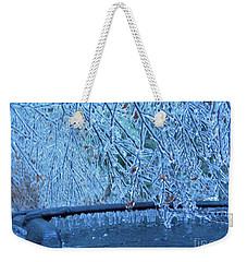 Malibu Icicles Weekender Tote Bag