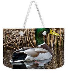 Mallard II Weekender Tote Bag