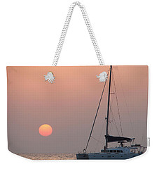 Weekender Tote Bag featuring the photograph Mallorca 3 by Ana Maria Edulescu