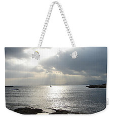 Weekender Tote Bag featuring the photograph Mallorca by Ana Maria Edulescu