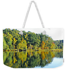 Mallows Bay Weekender Tote Bag