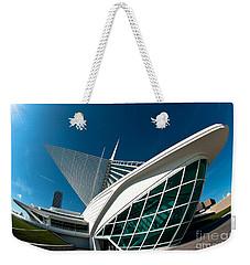 Mam Angle Weekender Tote Bag