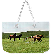 Mama's Little Foal Weekender Tote Bag