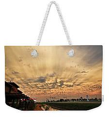 Mammatus Over Yorkton Sk Weekender Tote Bag