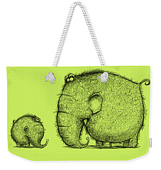Mammothz Weekender Tote Bag