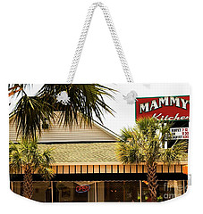 Mammys Kitchen Weekender Tote Bag by Bob Pardue