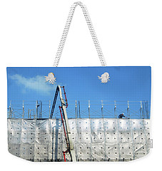 Man Made Weekender Tote Bag
