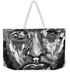 Man Of Steel Weekender Tote Bag