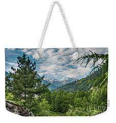 Manali In Summer Weekender Tote Bag