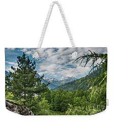 Manali In Summer Weekender Tote Bag